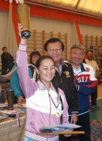 В Туве пройдет пятый Кубок Анатолия Серена по настольному теннису