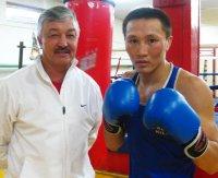 19-летний Начын Чамбалдоо - мастер спорта России по боксу
