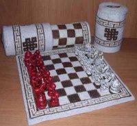 Шахматные баталии в День пожилых людей