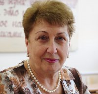 Учитель Валентина Шелудько. Требовательная и справедливая