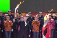 Тува готовится к встрече Олимпийского огня