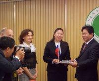 Делегация Тувинского госуниверситета находится в Китае