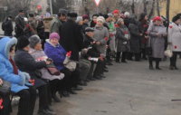 В Туве почтили память жертв тоталитарного режима