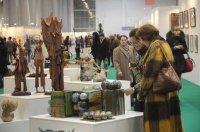"""На выставке """"Сибирь-ХI"""" в Омске представлено камнерезное искусство Тувы"""
