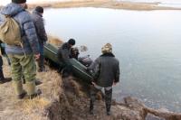 МЧС Тувы: Поисковые работы на реке Хемчик прекращены