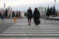 В Кызыле по требованию ГИБДД демаркированы три пешеходных перехода