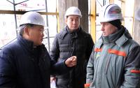 Глава Тувы проинспектировал строительные объекты столицы