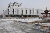 Новая начинка главного театра Тувы