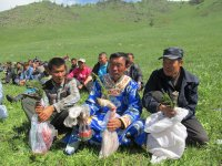 Тувинцы в Китае сохранили себя как народность