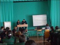 Шолбан Монгуш побывал в исправительных учреждениях Алтайского края, где отбывают наказание осужденные из Тувы