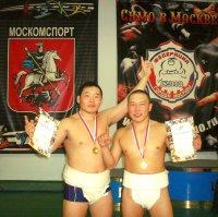 Сумоисты Тувы – победители и призеры Всероссийского соревнования по сумо