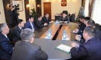 Глава Тувы обсудил с муниципалами проблемы развития сельских территорий