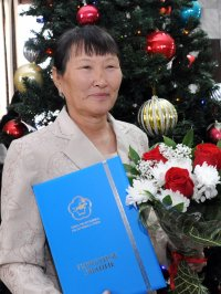 По итогам года в Туве вручены государственные награды