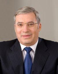 Виктор Толоконский поздравил сибиряков с Новым годом