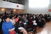 Федеральная стажировочная площадка по формированию культуры здоровья в Туве