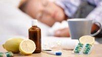 В Туве отмечен рост заболеваемости гриппом. Эпидпорог не превышен
