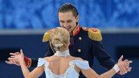 Россия лидирует в Сочи в командном турнире фигуристов