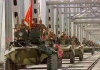 В Кызыле 25-летию окончания боевых действий в Афганистане будет посвящен митинг на площади Победы