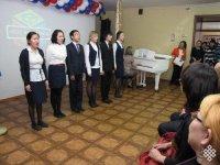 """Кызылские школьники делают """"Шаг в будущее"""""""