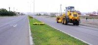 Глава Тувы ставит задачу продолжить работу по асфальтированию улиц в муниципальных образованиях