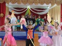 В Кызыле соревновались школьные театры