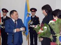 Сергей Шойгу помог восстановить историю боевого пути фронтовиков Лифановых из Тувы