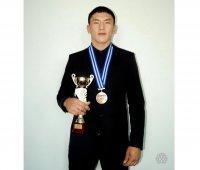 Студент ТувГУ Саян Ондар выиграл путевку на Первенство мира по самбо