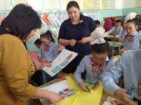В Монголии преподаватели из Тувы провели олимпиаду по русскому языку