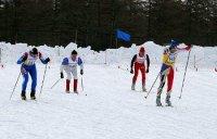 В Туве начало весны отметили чемпионатом республики по лыжным гонкам