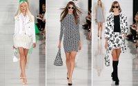 Новые коллекции любимых брендов весна-лето 2014