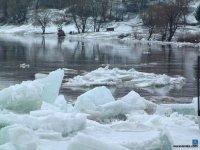 В Туве идет подготовка к безаварийному пропуску паводковых вод
