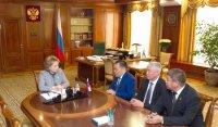 На встрече Валентины Матвиенко и Шолбана Кара-оола обсуждались перспективы Тувы
