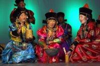 Гастроли Музыкально-драматического театра Увс аймака Монголии «Ойрат» имени Э. Цэрэва