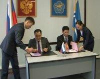 Тува и Убсунурский аймак Монголии подписали договор о сотрудничестве