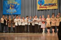 На фестивале в Новосибирске юные танцоры Кызыла завоевали четыре медали