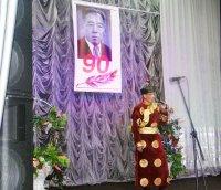 Исполнилось 90 лет со дня рождения Народного писателя Тувы Салима Сюрюн-оола
