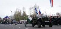 В Кызыле для подготовки к Параду Победы улица Ленина будет перекрываться