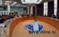 В Элисте состоялось заседание координационного совета союза представительных органов муниципальных образований России