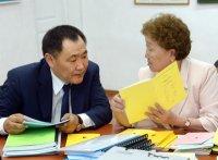 Гослицей Тувы возьмет шефство над школой №2 в Кызыле, которая преобразуется в Республиканскую гимназию