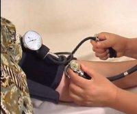 «Здоровое сердце» в Туве. Акция «Измерь свое давление»
