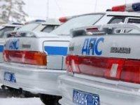 В Бурятии опрокинулась автомашина с двумя жителями Тувы, пассажир погиб