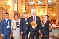 Медпалата Тувы получила членство в Национальной медицинской Палате