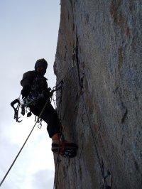 Забайкальские альпинисты преодолели ряд сложных маршрутов в горах Тувы