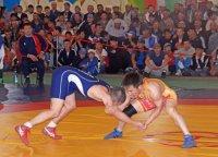 """Из 8 золотых медалей турнира """"Центр Азии"""" четыре завоеваны тувинским борцами"""