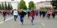 """Забег """"Беги за мной"""" в столице Тувы собрал 1500 участников"""
