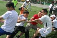 Школьники Кызыла смогут нынешним летом отдохнуть в лагерях на трудовых, английских, военно-патриотических, спортивных сменах
