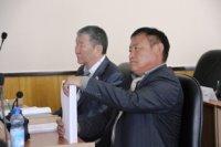 Законопроект «Об Уполномоченном по защите прав предпринимателей в Республике Тыва» принят в первом чтении