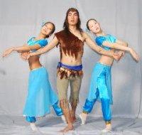 При поддержке Фонда 100-летия Кызыла создан детский балет «Маугли»
