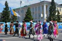 Полпред Николай Рогожкин поздравил сибиряков с Днем России