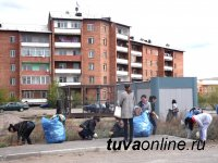 Дополнительные 150 мусорных контейнеров и 250 урн для Кызыла